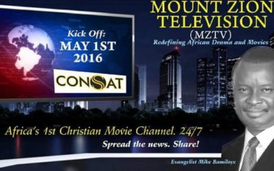 CONSAT partners with Mount Zion TV