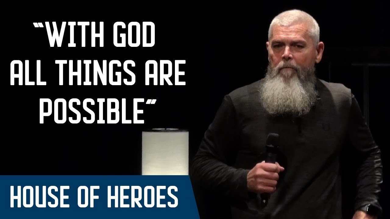 Pastor David Hogan Credits Holy Spirit With Raising 32 Dead Bodies to Life