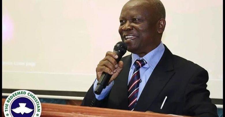 RCCG Assistant General Overseer is dead – Pastor Elijah Daramola