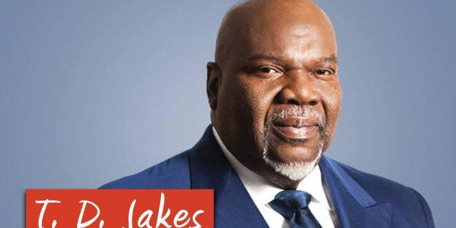 td jakes sermons may 2020