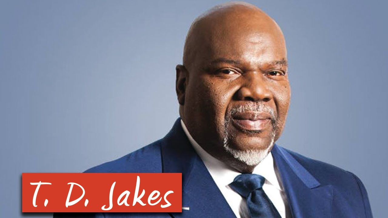 Bishop T.D. Jakes Ending Woman, Thou Art Loosed! Conference In 2020