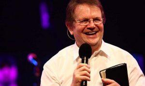 Breaking News - Evangelist Bonnke Passed Away 1