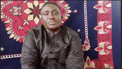Reverend Polycap Zango – Appears In New Boko Haram Video
