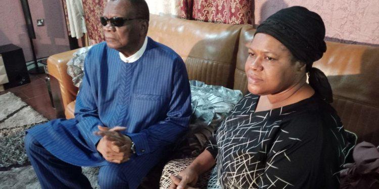Prophet Abiara Visits